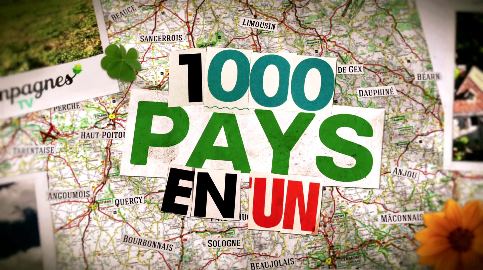 PROGRAMME TV: 1000 Pays en 1