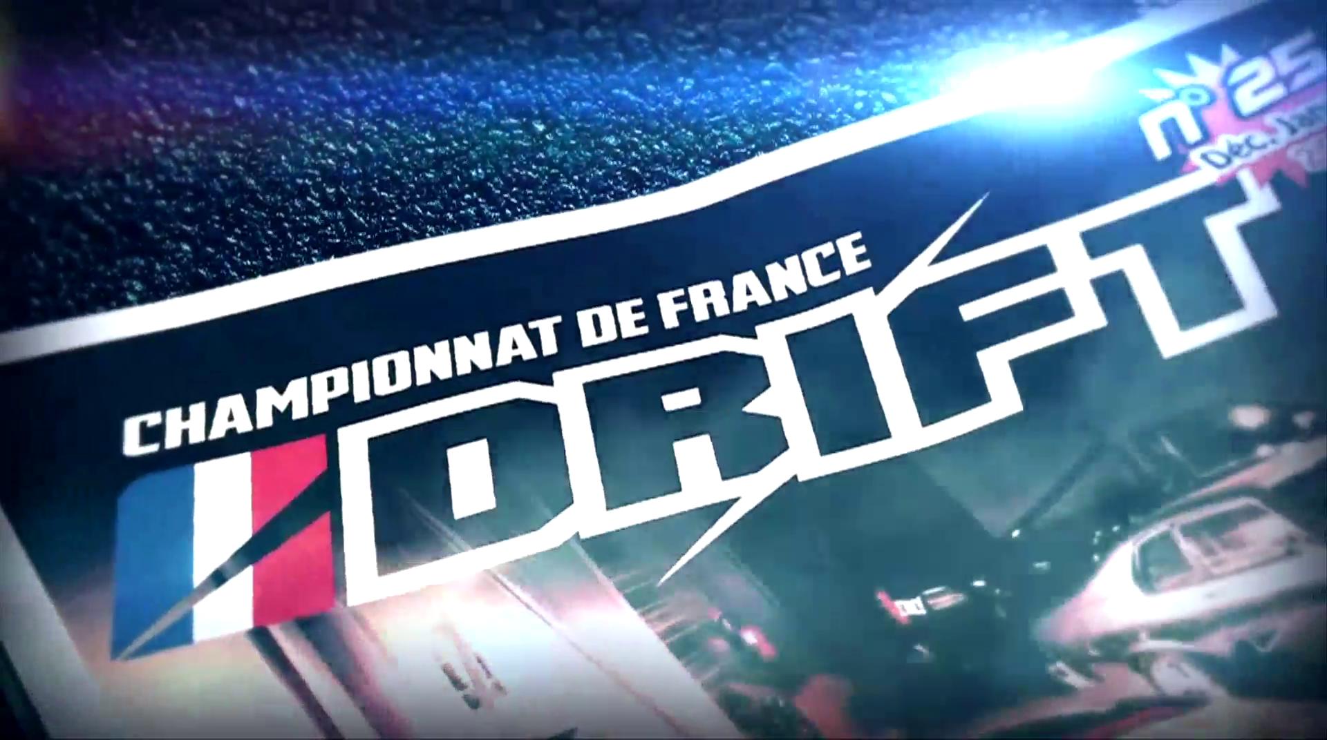 PROGRAMME TV: Championnat de France de Drift