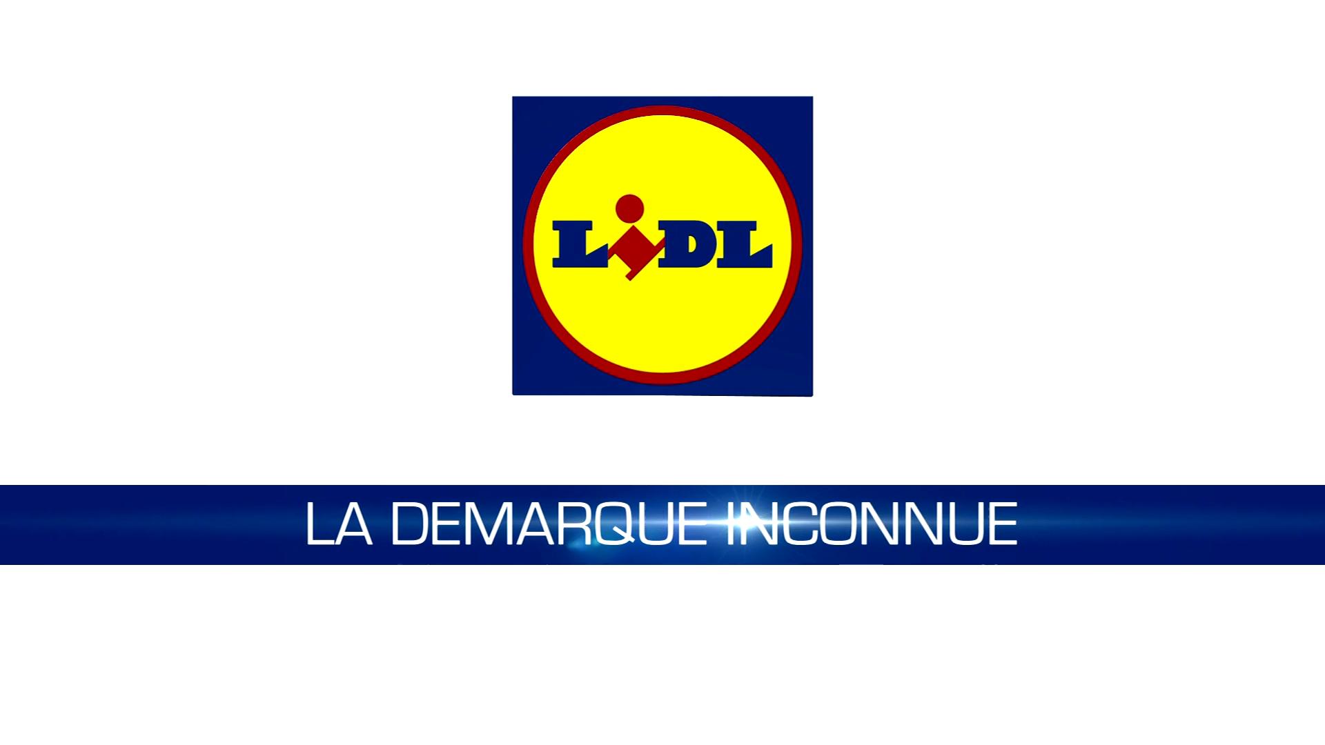 LIDL: Vidéo «La Démarque Inconnue»