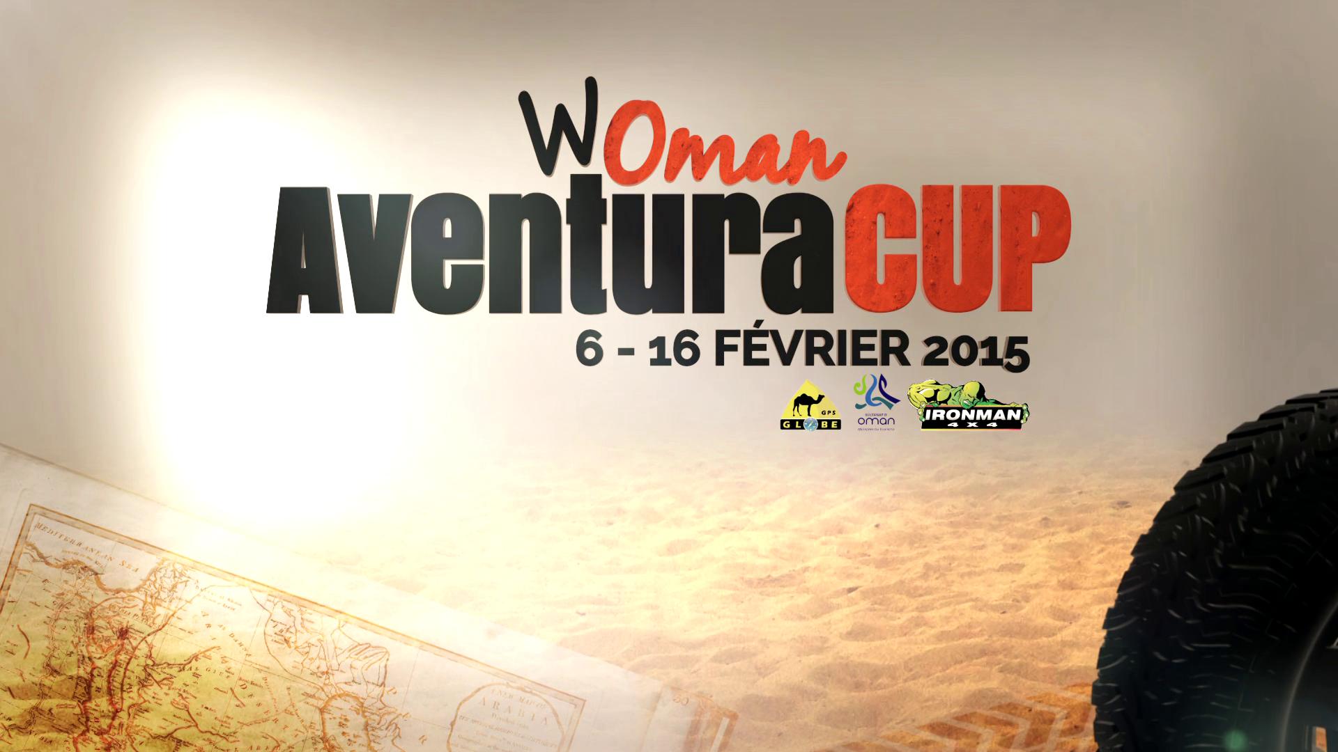 MOTION DESIGN «Habillage Aventura Cup 2015»