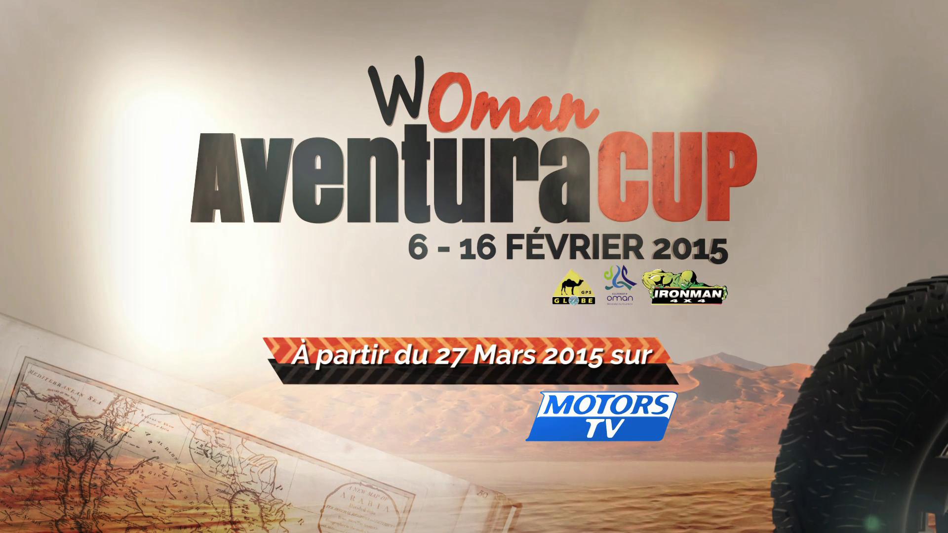PROGRAMME TV  «Woman Aventura Cup»