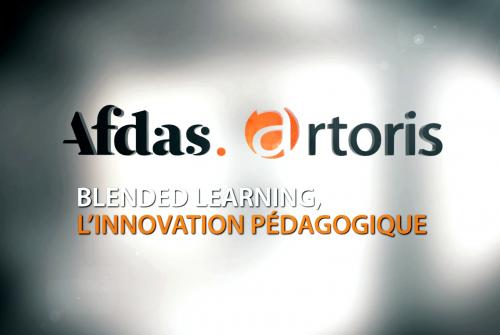 Film corporate ARTORIS: Le blended learning