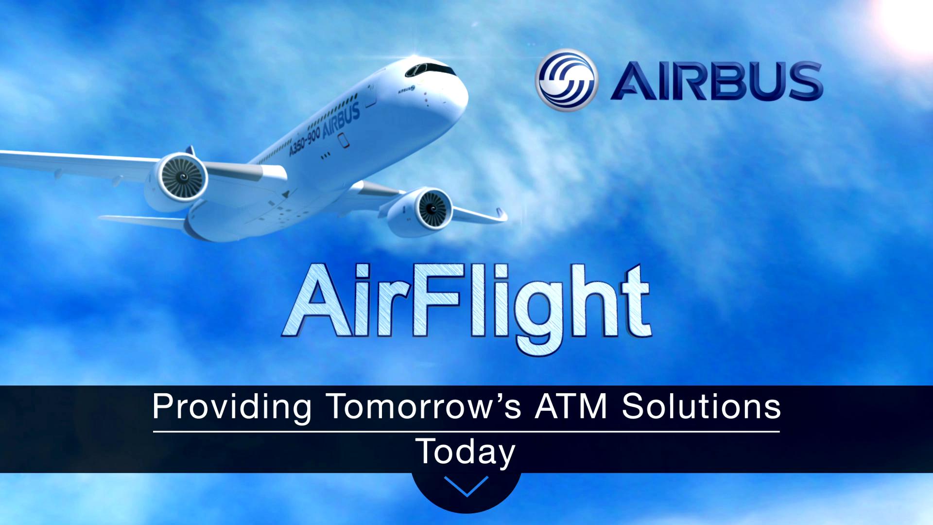Film corporate Airbus AirFlight