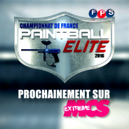 Teaser 2016 Programme TV: Paintball Elite