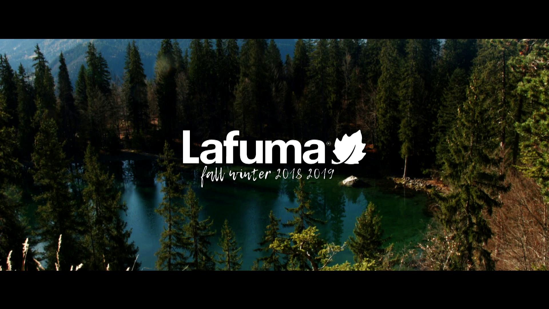Lafuma Fall Winter 2018 – 2019 Film