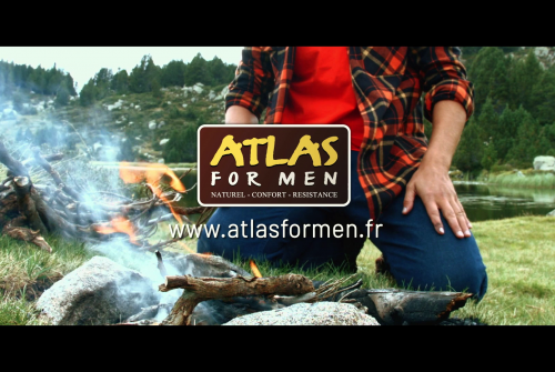 Spots Publicitaires ATLAS FOR MEN