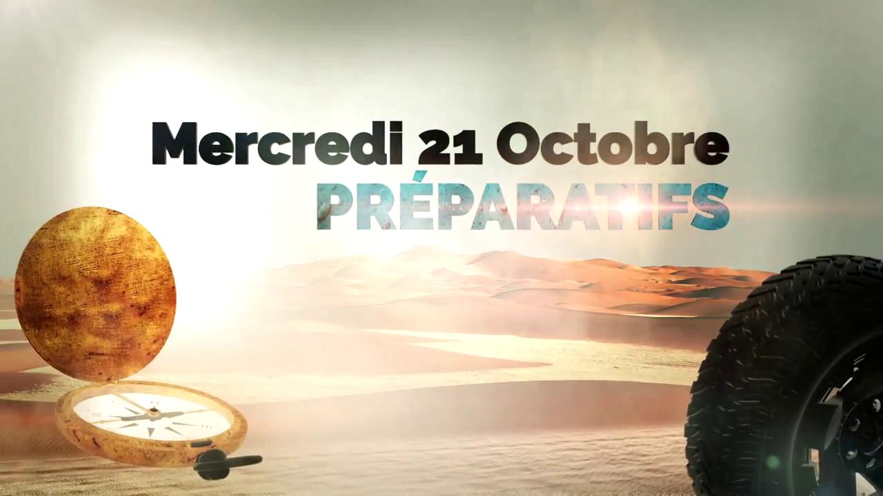 Woman and Man Aventura Cup 2015, Sujet 1: Les Préparatifs